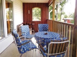 Holiday home Bolmstad, Gösvägen Ljungby, Dovolenkové domy  Norra Rataryd - big - 16