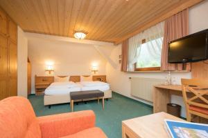 Seehotel Grauer Bär, Отели  Кохель - big - 16