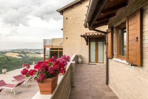 Colleverde Country House, Hotels  Urbino - big - 103