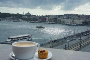 Nordstern Hotel Galata, Hotely  Istanbul - big - 63