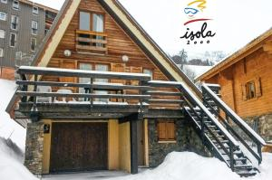Accommodation in Isola 2000
