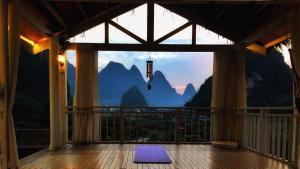 Zen Box House, Pensionen  Yangshuo - big - 77