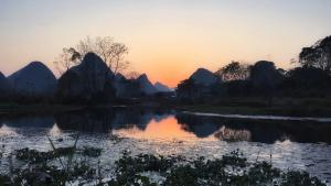 Zen Box House, Pensionen  Yangshuo - big - 92