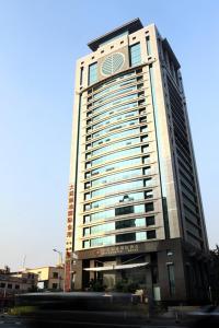 Daysun International Hotel, Hotely - Kanton
