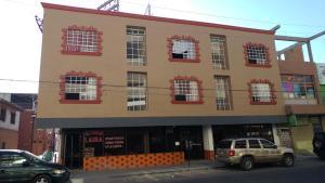 Отель Hotel Correo, Сьюдад-Хуарес