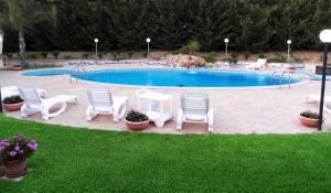Villa Azolata B&B, Bed and Breakfasts  Partinico - big - 45