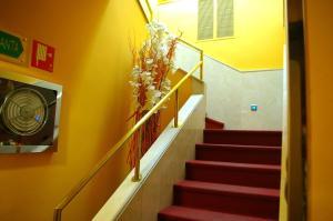 Hotel Gran Via, Szállodák  Zaragoza - big - 54