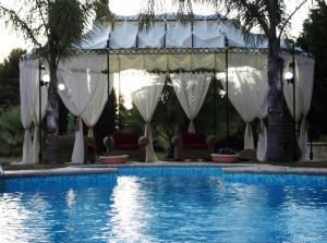 Villa Azolata B&B, Bed and Breakfasts  Partinico - big - 63