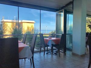 Hotel Aurora, Hotely  San Vincenzo - big - 32