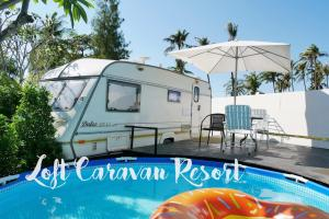 Loft Caravan Resort - Haad Chao Samran