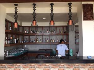 Lembongan Reef Bungalow, Hotely  Nusa Lembongan - big - 9