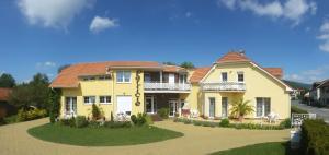 Albergues - Vila Patricie