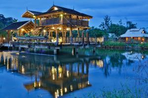 ChangKaew Resort ChiangMai, Üdülőtelepek  Szankampheng - big - 44