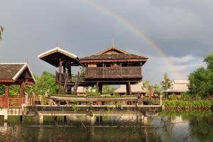 ChangKaew Resort ChiangMai, Üdülőtelepek  Szankampheng - big - 36