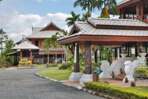 ChangKaew Resort ChiangMai, Üdülőtelepek  Szankampheng - big - 32