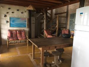 Casa Rústica na Praia, Prázdninové domy  Ubatuba - big - 1