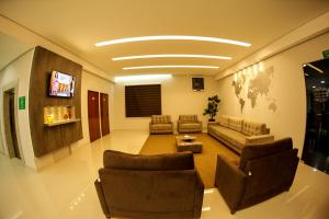 Litani Comfort Inn, Hotel  Santa Fé do Sul - big - 23
