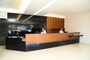 Litani Comfort Inn, Hotel  Santa Fé do Sul - big - 17