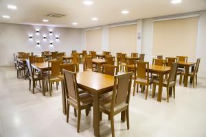 Litani Comfort Inn, Hotels  Santa Fé do Sul - big - 10