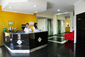 Litani Park Hotel, Szállodák  Santa Fé do Sul - big - 15