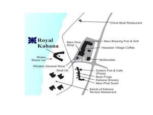 Royal Kahana 410, Дома для отпуска  Кахана - big - 109