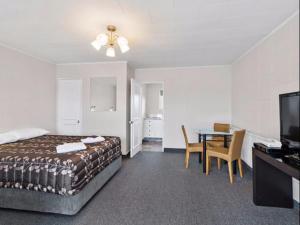 Cleveland Thermal Motel, Motely  Rotorua - big - 57
