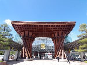 Hotel Wing International Premium Kanazawa Ekimae, Economy hotels  Kanazawa - big - 214