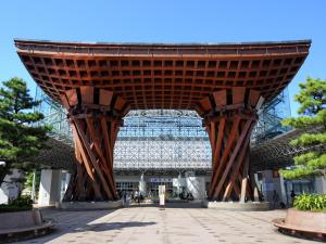 Hotel Wing International Premium Kanazawa Ekimae, Economy hotels  Kanazawa - big - 213