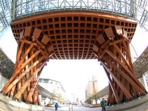Hotel Wing International Premium Kanazawa Ekimae, Economy hotels  Kanazawa - big - 212