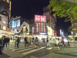 Hotel Wing International Premium Kanazawa Ekimae, Economy hotels  Kanazawa - big - 179