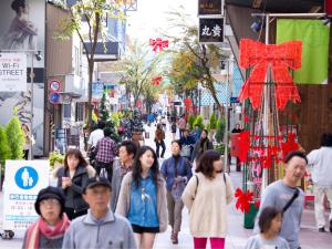 Hotel Wing International Premium Kanazawa Ekimae, Economy-Hotels  Kanazawa - big - 31
