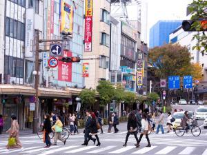Hotel Wing International Premium Kanazawa Ekimae, Economy hotels  Kanazawa - big - 204