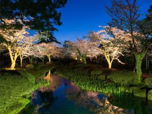 Hotel Wing International Premium Kanazawa Ekimae, Economy-Hotels  Kanazawa - big - 11