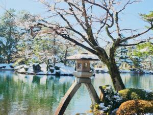 Hotel Wing International Premium Kanazawa Ekimae, Economy hotels  Kanazawa - big - 194