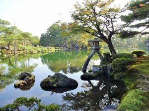 Hotel Wing International Premium Kanazawa Ekimae, Economy-Hotels  Kanazawa - big - 28