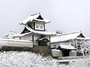 Hotel Wing International Premium Kanazawa Ekimae, Economy-Hotels  Kanazawa - big - 263