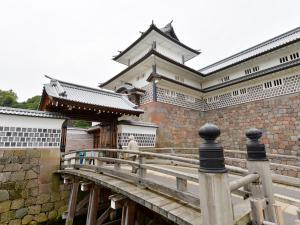 Hotel Wing International Premium Kanazawa Ekimae, Economy-Hotels  Kanazawa - big - 270