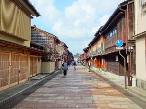 Hotel Wing International Premium Kanazawa Ekimae, Economy-Hotels  Kanazawa - big - 250