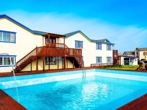 White dream Pension, Holiday homes - Jeju