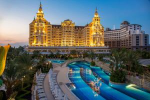 Курортный отель Royal Holiday Palace