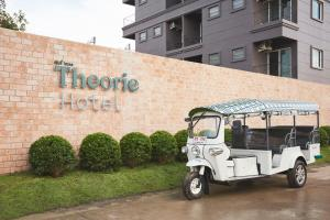 Theorie Hotel Sukhumvit 107 - Ban Khlong Samrong