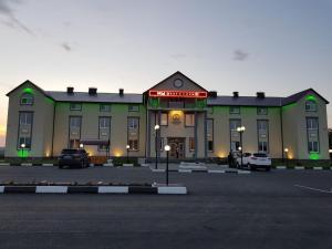Hotel Novyi Zamok - Sukhodol
