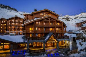 Chalet Val 2400 - Hotel - Val Thorens