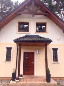 Ferienhaus Villa Złote Wydmy Międzywodzie Polen