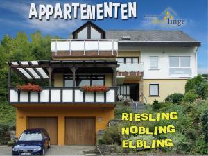 Ferienhaus Dreilinge - Klotten