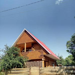 Гостевой дом Гостевой дом Горный воздух, Каменномостский