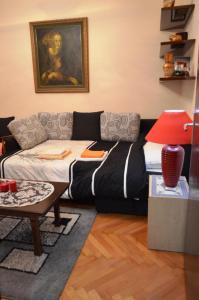 Apartment Center, Ferienwohnungen  Podgorica - big - 45