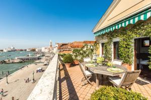 Appartamento Attic Boutique San Marco Venezia Italia