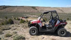 obrázek - Off Grid in Rock Canyon near Bryce