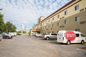 Best Western PLUS Monterrey Airport, Hotels  Monterrey - big - 43